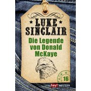 Die Legende von Donald McKaye - eBook