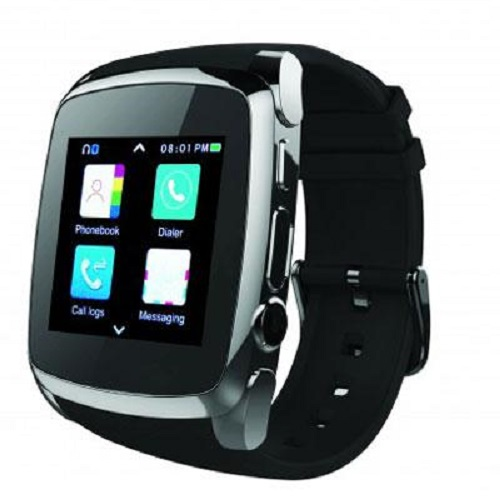 Supersonic SC-64SW Bluetooth(R) Smart Watch with Call Fea...