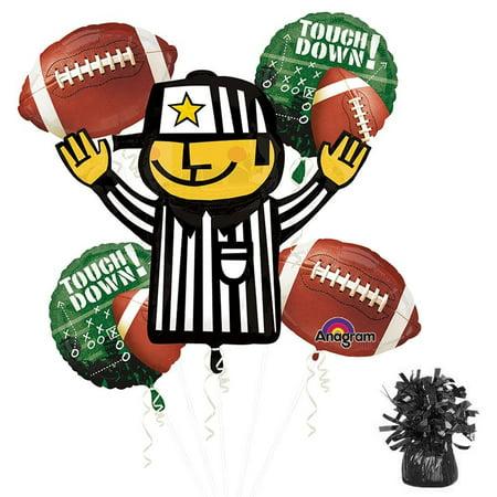 Football Party Balloon Kit - Party - Fantasy Football Party Supplies