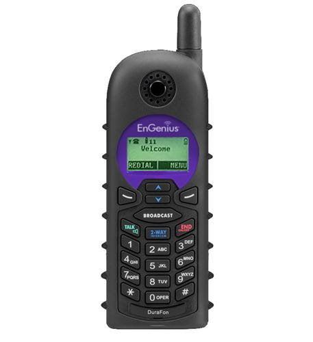 EnGenius Durafon-sip-hc Durafon-SIP Low-Profile Handset with 1.5 dBi Antenna
