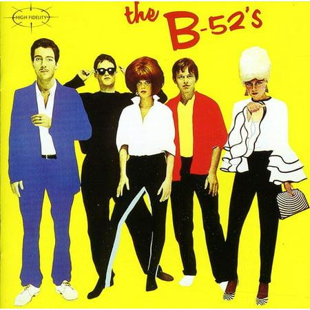 B-52's (CD) (50's Halloween Music)