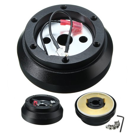 - Steering Wheel Quick Release Short Hub Adapter Fits Nissan Sentra 200Sx Altima