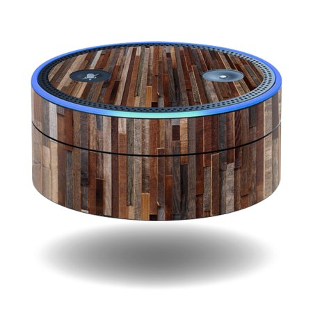 Skin Decal Wrap For Amazon Echo Dot  1St Generation  Cover Sticker Woody