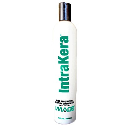 IntraKera Deep Penetrating Leave-In Conditioner, Works continuously to restructure and restore damaged hair By