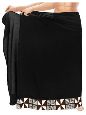 09410ec2b6 Product Image Mens Sarong Pareo Wrap Cover ups Beachwear Swimsuit Bathing  Suit Hawaiian