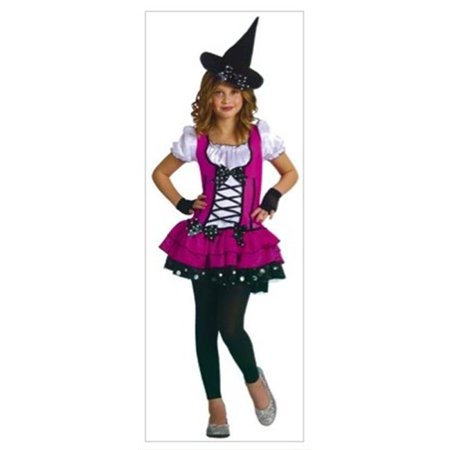 Sugar and Spice Witch Toddler Small 24M-2T (Sporty Spice Costume)