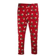 Just One  Christmas Elves Holiday Print Leggings (Women's)