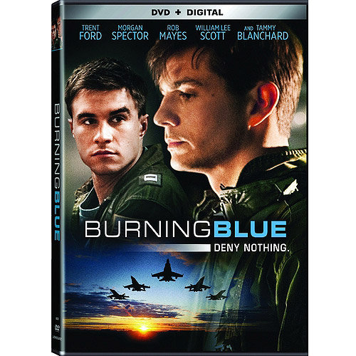 Burning Blue (DVD + Digital Copy) (With INSTAWATCH) (Widescreen)