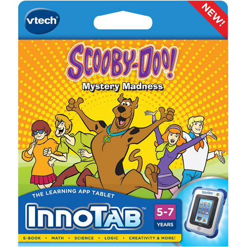 VTech InnoTab Software, Scooby-Doo