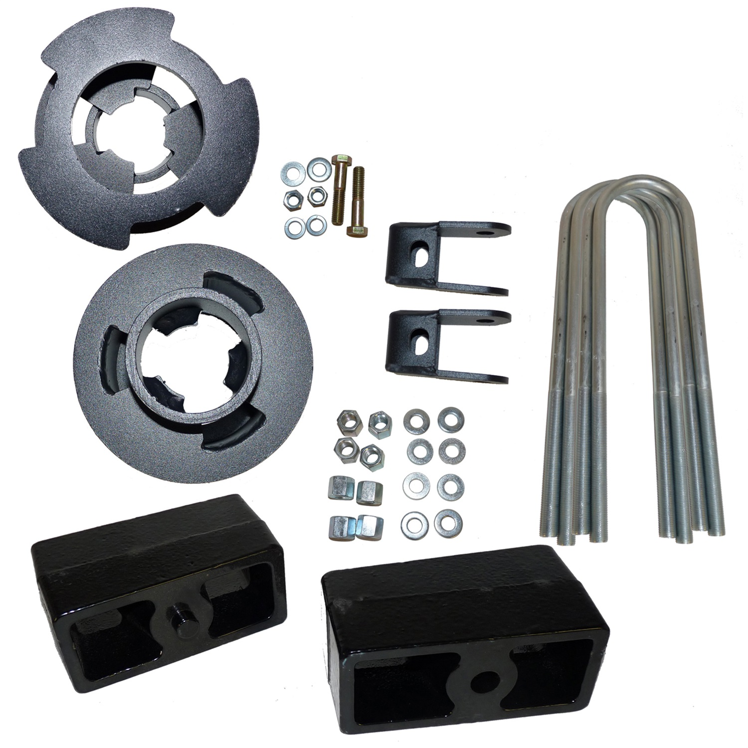 Traxda 108035 Lift Kit Fits 05-10 F-250 Super Duty F-350 Super Duty