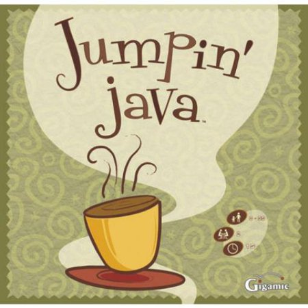 Jumpin' Java Game Great Condition (Best Java Game Framework)