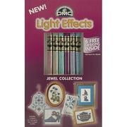 DMC Light Effects Floss Pack, 6/Pkg