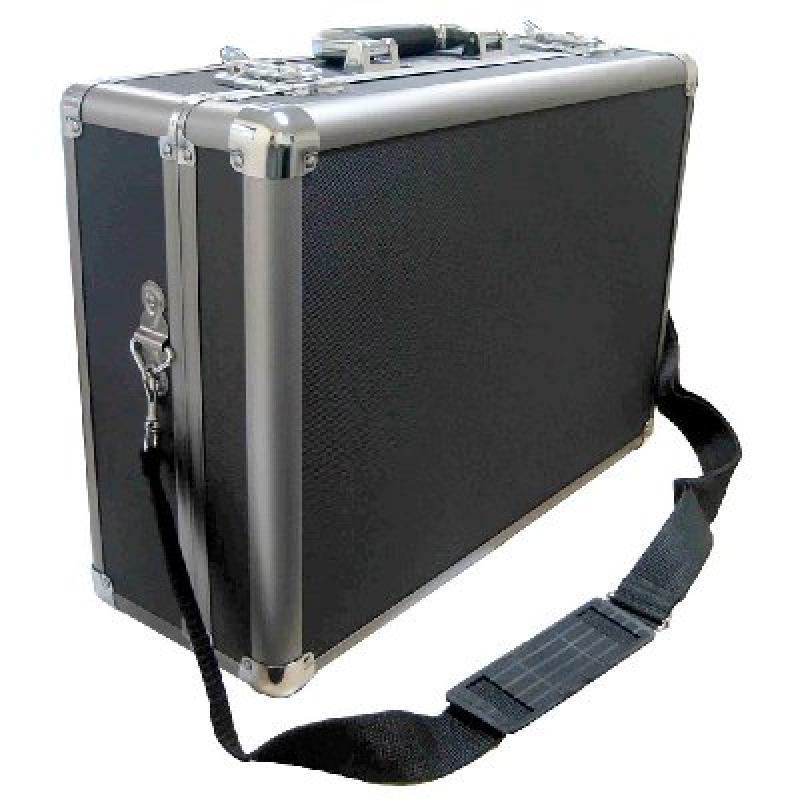 Zeikos ZE-HC36 Deluxe Medium Hard Shell Case With Extra P...