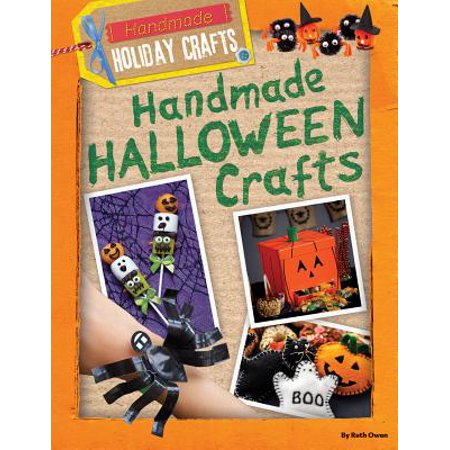 Cute Halloween Crafts To Do At Home (Handmade Halloween Crafts)