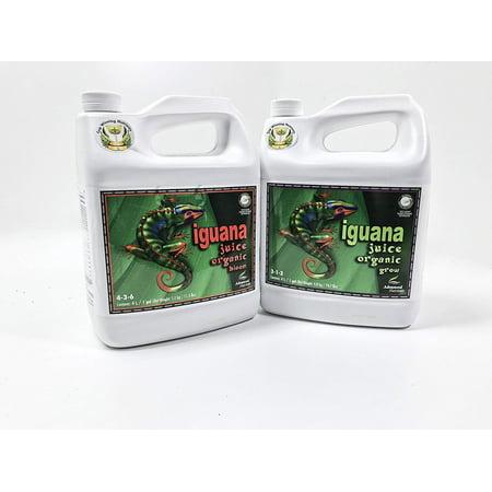 - Advanced Nutrients Iguana Juice Grow & Bloom Bundle Package (1 Liter Bundle)