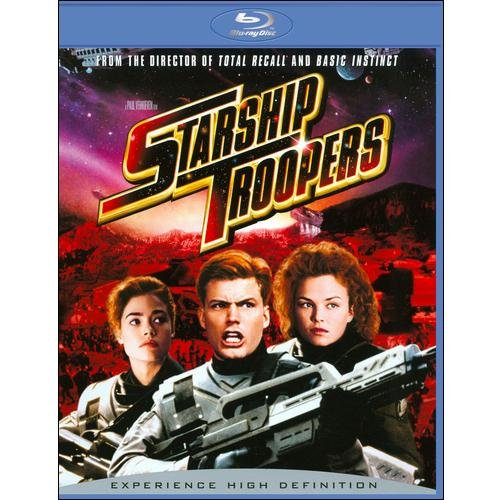 Starship Troopers (Blu-ray) (Widescreen)