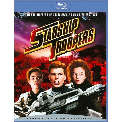 Starship Troopers (Blu-ray) (Widescreen)