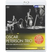 1961 Cologne Gurzenich Concert Hall (Blu-ray) by