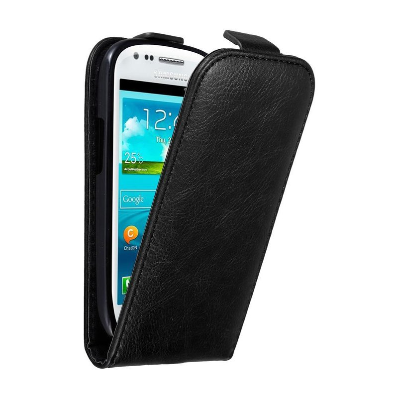 Cadorabo Case For Samsung Galaxy S3 Mini Cover Flip Style Case With Magnetic Closure Walmart Canada