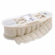 Ruffled Lace 2 Wide 12 Yards-Natural