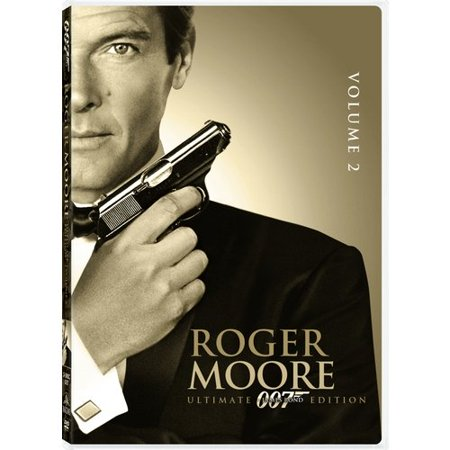 Roger Moore  Ultimate 007 James Bond Edition  Volume Two   Moonraker   For Your Eyes Only   Octopussy  Widescreen