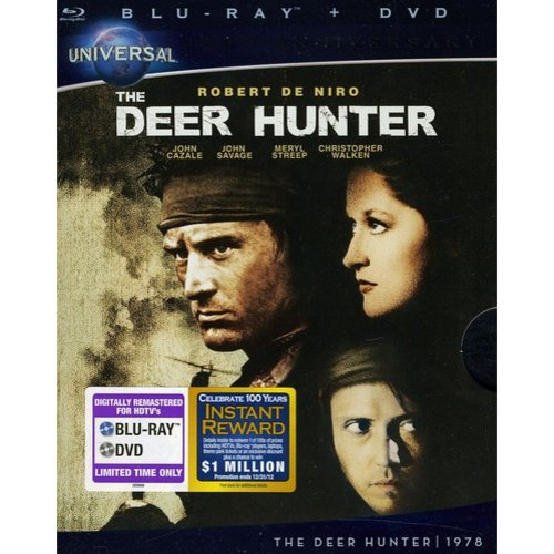 The Deer Hunter (Blu-ray + DVD) (Widescreen)