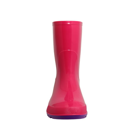 Wonder Nation Toddler and Girls' Rain Boot