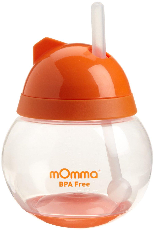 Lansinoh Momma Straw Cup Orange by Lansinoh