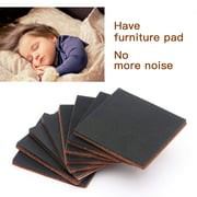 Non Slip Furniture Pads  Premium 24 pcs 3 Furniture Pad! Best Furniture Grippers - SelfAdhesive Rubber Feet - Furniture Floor Protectors for Keep in Place Furniture & Furniture Stoppers