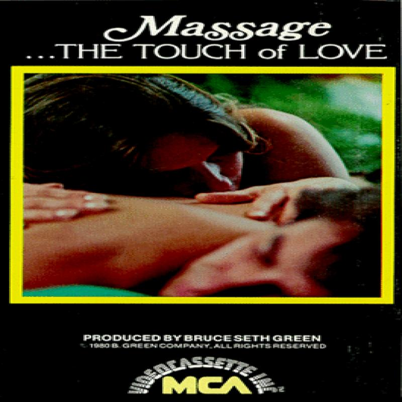 Massage...The Touch of Love [VHS]