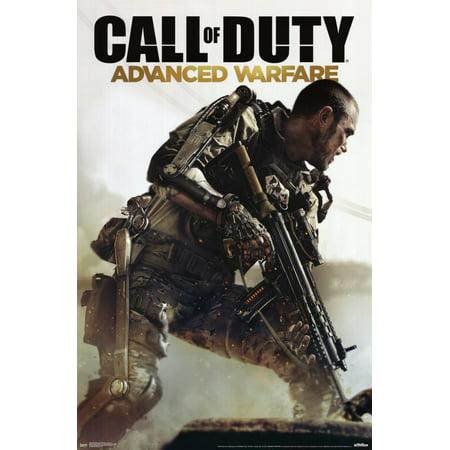 Cod Advanced Warfare   Key Art Poster 22 X 34In