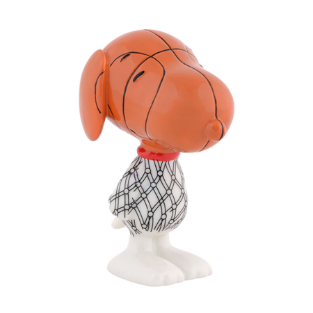 Department 56 Peanuts Snoopy 4038937 Slam Dunk Dog 2014 Basketball