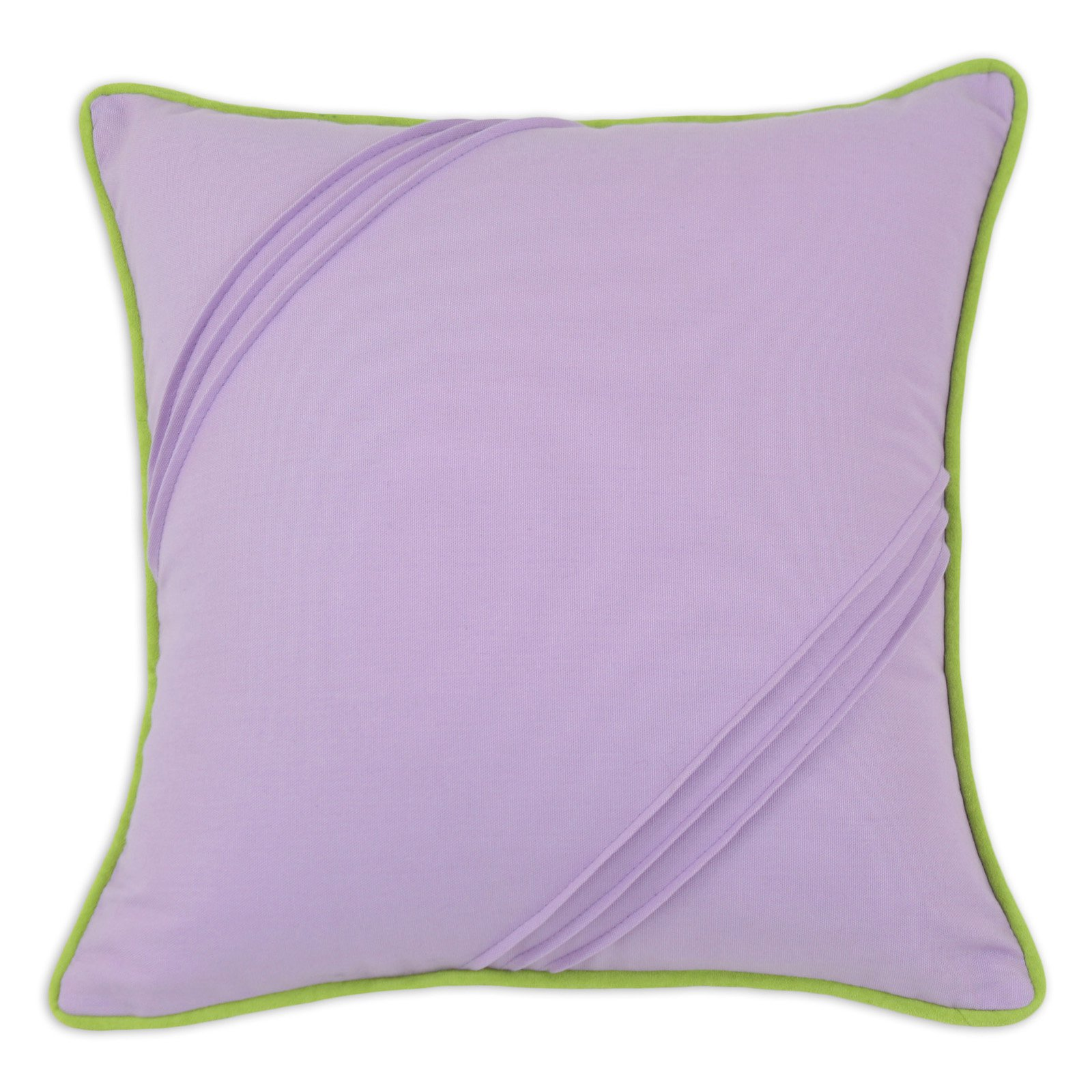 Brite Ideas Living Duck Parasol 6 Corner Seamed Self Corded D-Fiber Pillow