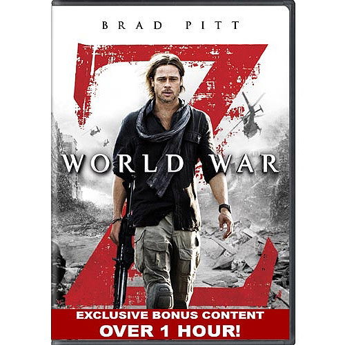 World War Z (With Bonus Content) (With INSTAWATCH) (Widescreen)