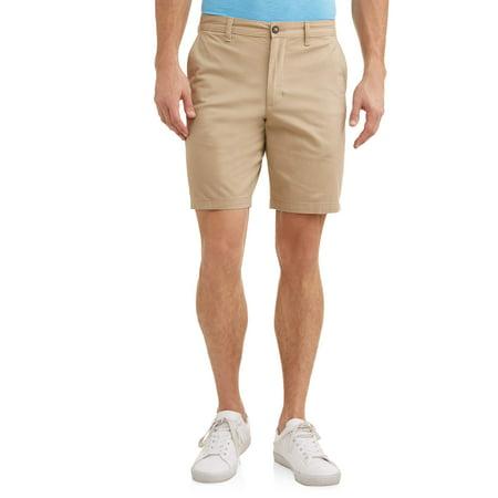George Men's Flat Front Shorts