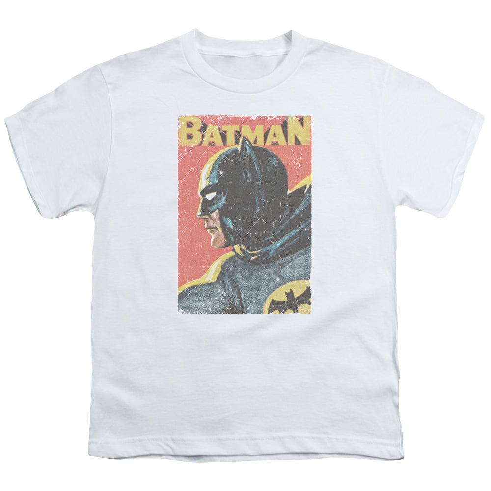 Batman Classic Tv Vintman Big Boys Shirt