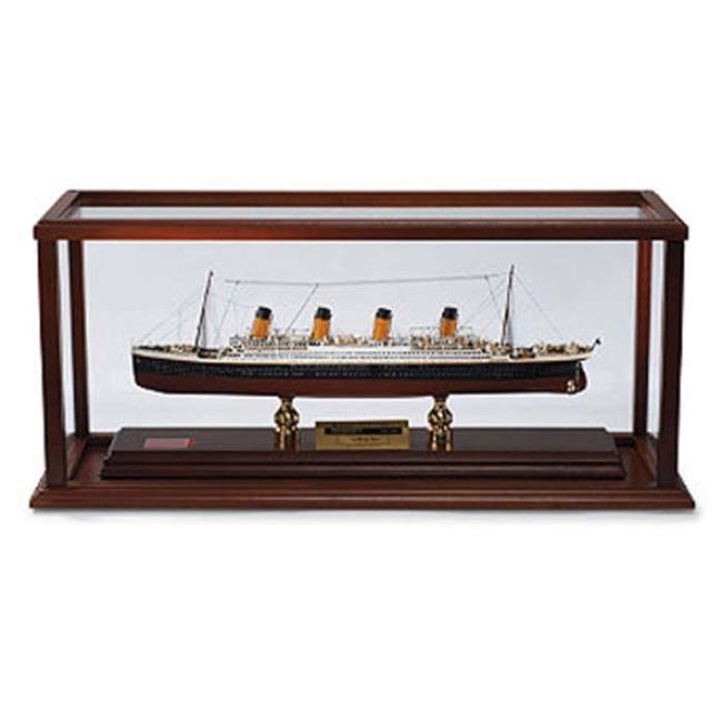 Executive Series Display Models SCMCS028 1-500 RMS Titanic Signed By Milvina Dean