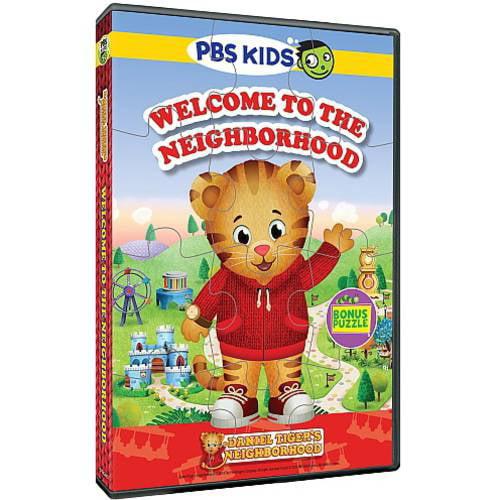 DANIEL TIGERS NEIGHBORHOOD-WELCOME TO THE NEIGHBORHOOD (DVD/PUZZLE)