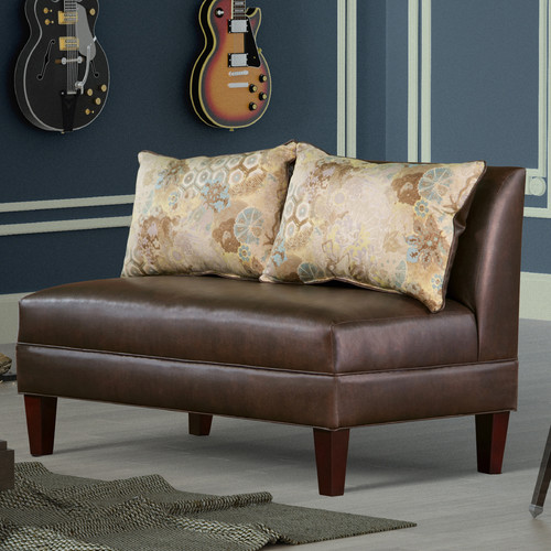 Carolina Accents Briley Tracy Porter Armless Loveseat by