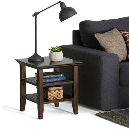 Simpli Home Acadian End Side Table