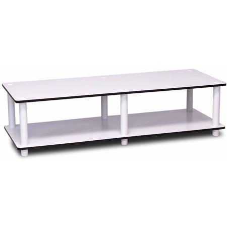 Just no tools low rise wide tv stand or play table for 12 wide table