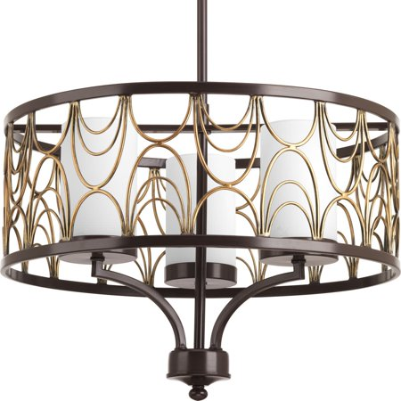 Cirrine Collection Three-Light (Dinette Transitional Chandelier)