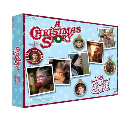 WizKids Game - Christmas Story Party