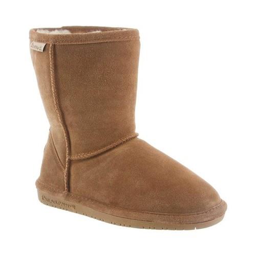 Bearpaw Women's Emma Short Wide Calf Boot