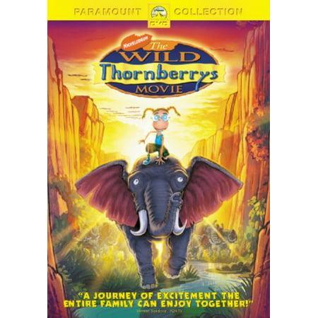 Wild Thornberrys Movie [dvd]