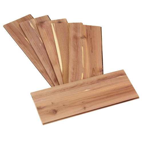 Household Essentials Cedarline 3.83''W Shelf (Set of 10)