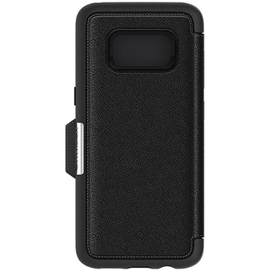 the latest 78105 9e2bf OtterBox Samsung Galaxy S8 Strada Series Folio Case – Walmart ...