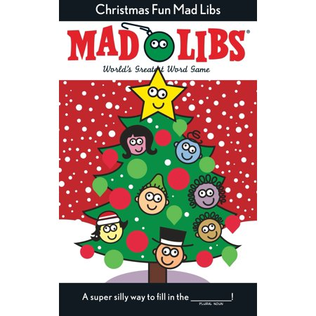 Christmas Fun Mad Libs : Deluxe Stocking Stuffer Edition