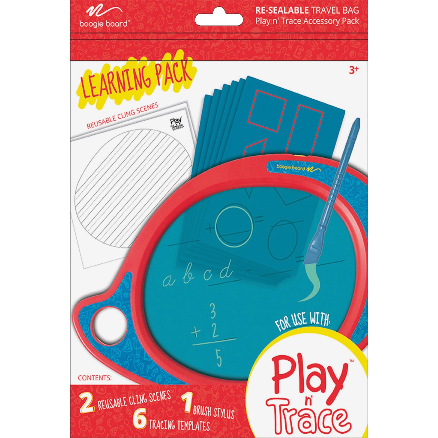 Boogie Board Play N Trace Activity Pack (acpl10005)