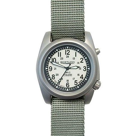 22026 Unisex Watch A-2SEL El Super Illuminated Ghost Gray Dial Defender Darb Nylon Strap
